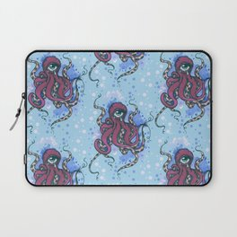 One-eyed Octopus Laptop Sleeve