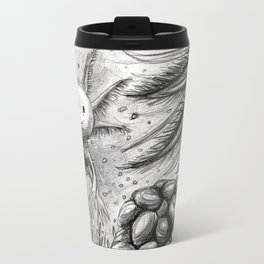 Axolotls Travel Mug