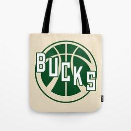 Bucks creme Tote Bag