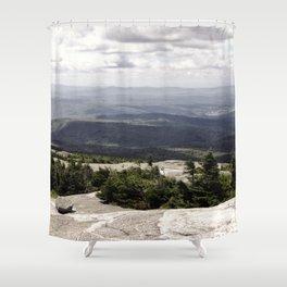 A Summer View Shower Curtain