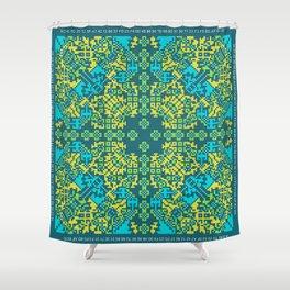 """""""Garden"""" series #7 Shower Curtain"""