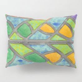 Butterfly Wing Pattern Pillow Sham