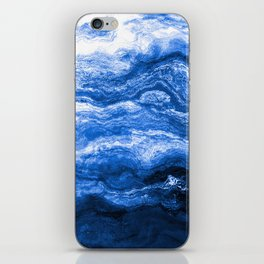 Seascape At the Cusp of Midnight iPhone Skin