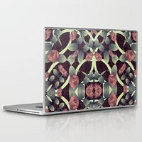 tiffany Laptop & iPad Skins featuring Tiffany rose by kociara