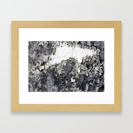 Cracked Paint 4 - CoOperative Framed Art Print