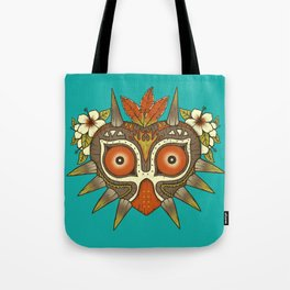Tiki Majora Tote Bag