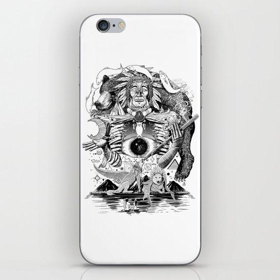 Dream Pipe iPhone & iPod Skin
