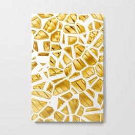 Goldie VII Metal Print