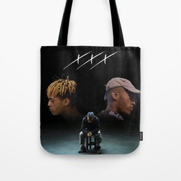 Triple X Dual Self Tote Bag