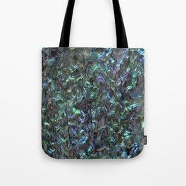 Abalone Shell   Paua Shell   Natural Tote Bag