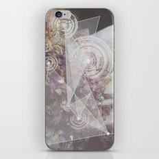 Harmonic Broadcast  iPhone & iPod Skin
