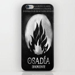 Osadia iPhone Skin
