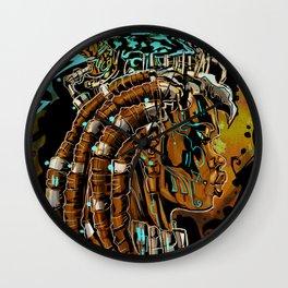 AFRIKA CUBE Wall Clock