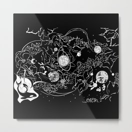 The universe of your dreams Metal Print
