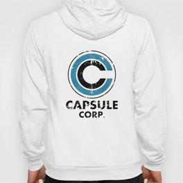Capsule Corp Vintage bright Hoody