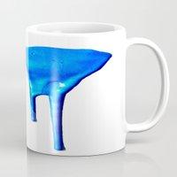 splatter Mugs featuring Splatter by Hints Photos