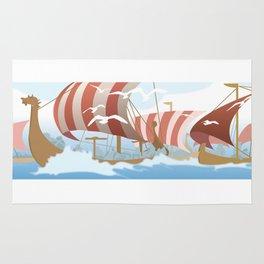 A Viking History No. 3 Rug