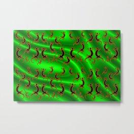 Colorandblack serie 232 Metal Print