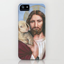 The Good Shepherd iPhone Case