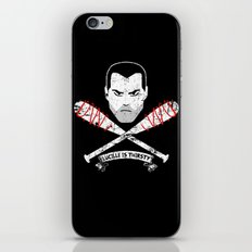 Lucille is Thirsty iPhone & iPod Skin