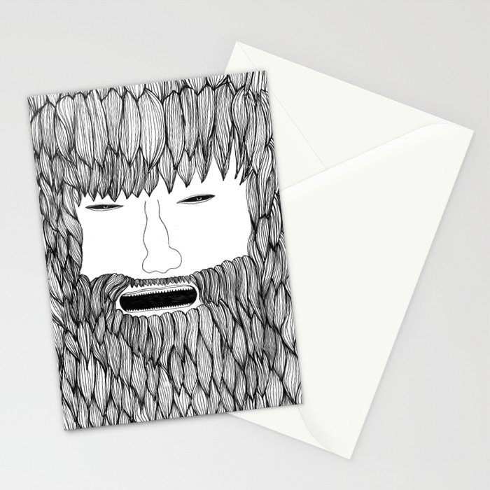 Doodle Stationery Cards