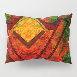 Forged in Fire Pillow Sham