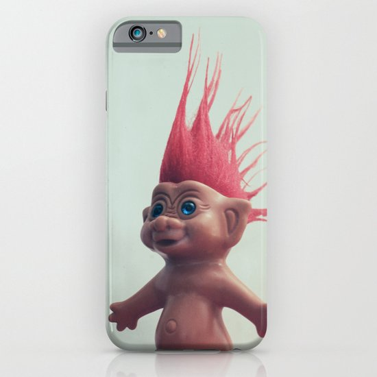 troll iPhone & iPod Case