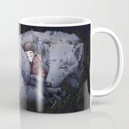 CuddleWolf Coffee Mug