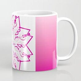 Be Mine - White/Pink Coffee Mug