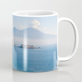 View of Naples Bay, Italy Coffee Mug