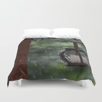 lantern Duvet Covers featuring Lantern by Lord Toby