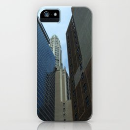 Highrises iPhone Case