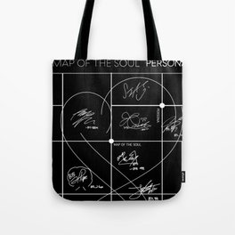 BTS Map of the soul Tote Bag