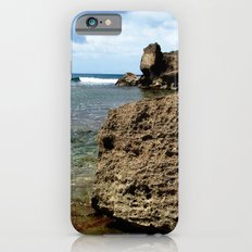 Rincon @ secret spot iPhone 6s Slim Case