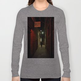 The silent steps Long Sleeve T-shirt