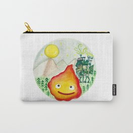Howl's Moving Castle - Calcifer Carry-All Pouch