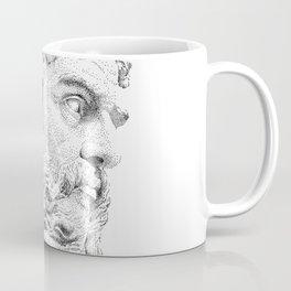 Neptune God of the Sea Coffee Mug