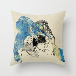 Blessed Series : For they shall Obtain Mercy Throw Pillow