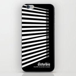 Disturbia iPhone Skin