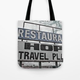Restaurant Hopi Travel Plaza Tote Bag