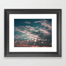 Days to Come Framed Art Print