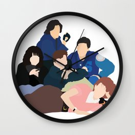Breakfast Club Wall Clock