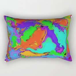Additional stirring Rectangular Pillow