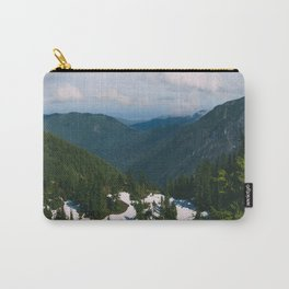 Valley Below Carry-All Pouch