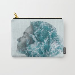 Ocean Lady Carry-All Pouch