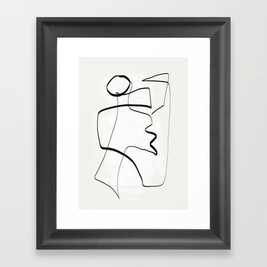 Abstract line art 6 by thindesign