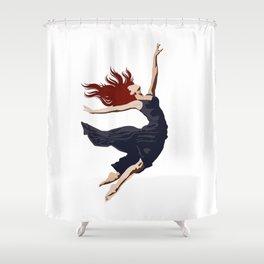 LARISSA Shower Curtain