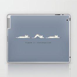(Cat)erpillar Laptop & iPad Skin