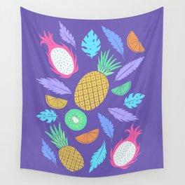 Summer Fruit Wall Tapestry
