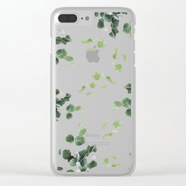 Botanical Celebration #society6 #decor #buyart Clear iPhone Case